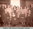 Greenup 70th wedding anniversary, Williston, N.D.