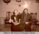 John C. Johnson golden wedding anniversary, Williston, N.D.