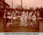 Fall Festival 1947, top 4-H awards, Williston, N.D.