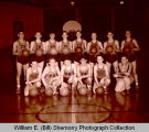 Williston American Legion All Star basketball team portrait