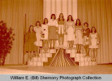 Oil Princess Pageant contestants, N.D.