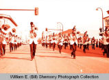 Williston's 25th Anniversary of Oil Discovery Celebration, marching band, N.D.