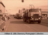 Williston's 25th Anniversary of Oil Discovery Celebration, parade, N.D.