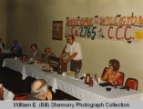Civilian Conservation Corps. Co. 2765 reunion, Williston, N.D.