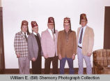 "Minot Shrine Club, K.E.M. Temple ""Bell Ringers"" A.A.O.N.M.S."