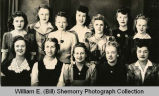 Young women of Williston portrait