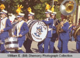 Tioga Farm Festival 1984, Tioga High School marching band, N.D.