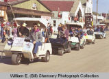 Tioga Farm Festival 1984, Tioga Golf and Country Club, N.D.