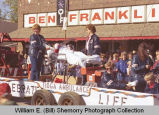Tioga Farm Festival 1984, Tioga Ambulance float, N.D.