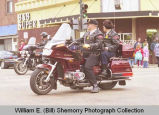 Band Day parade 1998, Christian Motorcyclists Association, N.D.