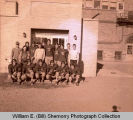 Tioga High School football team, N.D.