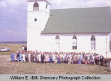 Beaver Creek Church, Hofflund Township, Williams County 75th Anniversary