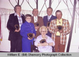 Bowling Hall of Fame award winners, Williston, N.D.