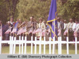 Memorial Day 1981, Riverview Cemetary, Williston, N.D.