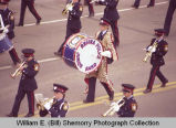 Band Day Parade 1981, Regina Police Junior Band, Williston, N.D.