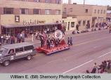 Band Day parade 1981, Knights of Columbus, Williston, N.D.