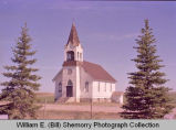 Saint Luke's Church, Hebron Township, N.D.