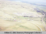 Buford-Trenton farms aerial photograph, N.D.