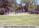 Memorial Day 1982, Riverview Cemetary, Williston, N.D.