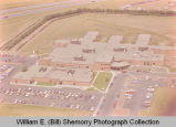 Mercy Hospital aerial photograph, Williston, N.D.