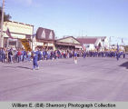 Tioga Farm Festival 1983, Tioga High School band, N.D.