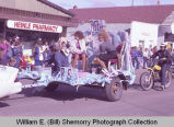 Tioga Farm Festival 1983, float, N.D.