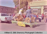 Tioga Farm Festival 1983, PIK float, N.D.