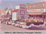 Tioga Farm Festival 1983, Tioga Chamber of Commerce float, N.D.