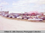 Tioga Farm Festival 1983, fairgrounds, N.D.