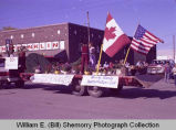 Tioga Farm Festival 1982, Handy Mandy Homemakers Club float, N.D.