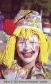 Tioga Farm Festival 1982, clown, N.D.