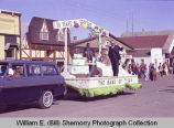 Tioga Farm Festival 1982, Bank of Tioga float, N.D.