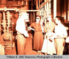 Williston Desk and Derrick Club visit Signal Plant, Tioga, N.D.