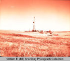 Beaver Lodge oil field south of Tioga, deep test well, N.D.