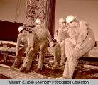 Salt story at Tioga oil fields, N.D.