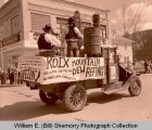 Dickinson oil celebration, parade, Dickinson, N.D.
