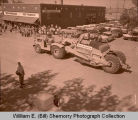 Tioga Oil Celebration Days parade, Oil Field Service Co. Inc.,Tioga, N.D.