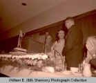 Williston oil celebration banquet, Williston, N.D.