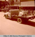 Williston oil and farm festival parade, Koehler Plumbing, N.D.