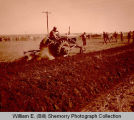 Plowing contest, Williston, N.D.