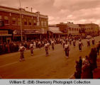 Williston oil and farm festival parade, Minot Shrine Club, N.D.