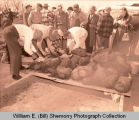 Williston Oil discovery day celebration, N.D.