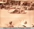 Williston Oil discovery day celebration parade, N.D.