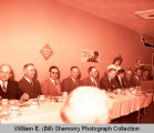 Williston oil progress week banquet, N.D.