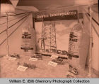 Williston oil progress week window displays, N.D.