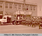 Williston's 10th anniversary of oil discovery celebration parade, N.D.
