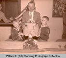 Boy Scouts 24 year anniversary celebration, Williston, N.D.
