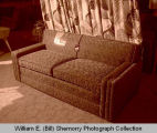 Conlin's Furniture couch, Williston, N.D.