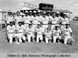 Ray Jays baseball team, North Dakota