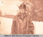 Gene LaLorme of the Williston Fire Department, N.D.